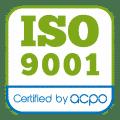 Pictogramme ISO9001-4inversÇ